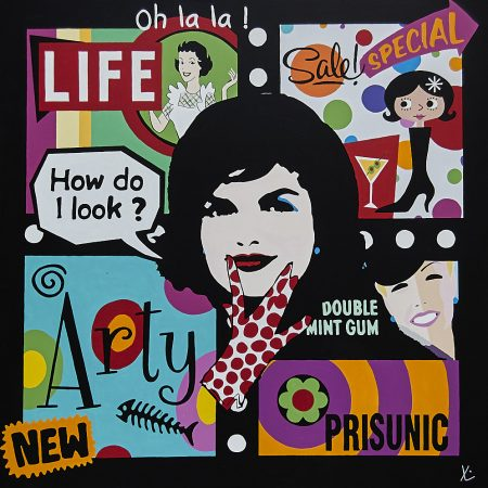 peintures pop