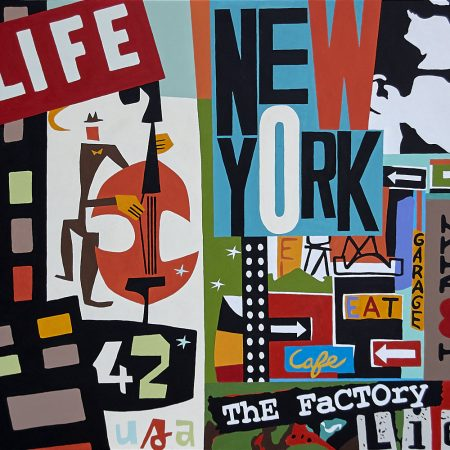 Peintures New York
