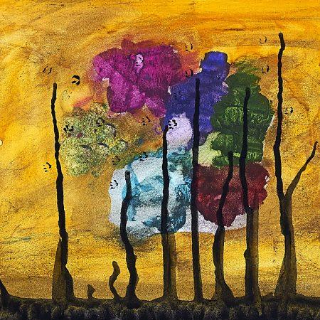 peintures upside down